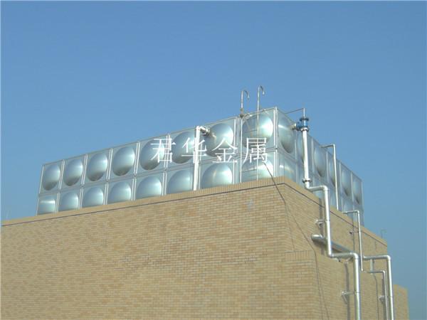 屋顶消防水箱