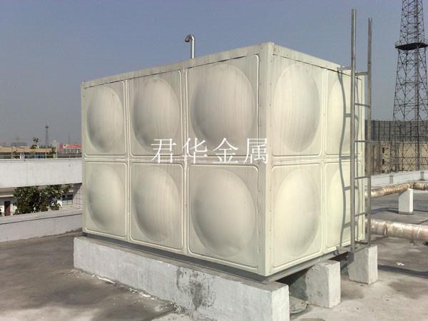 444不锈钢水箱价格