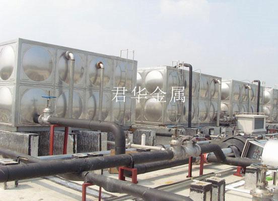 南京不锈钢保温水箱