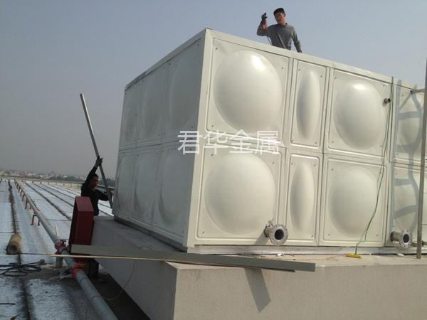 不�袗�保溫水箱安裝