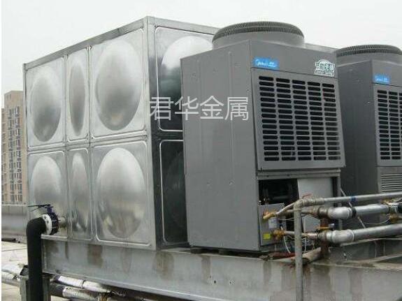 宜兴不锈钢保温水箱