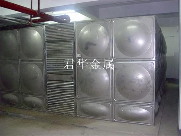 无锡不锈钢水箱