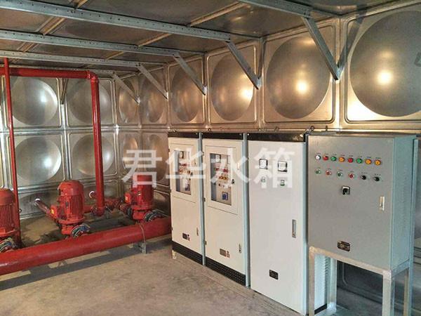 箱泵一体化水箱厂家