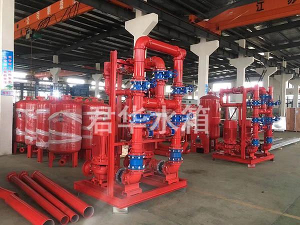 无锡箱泵一体化水箱