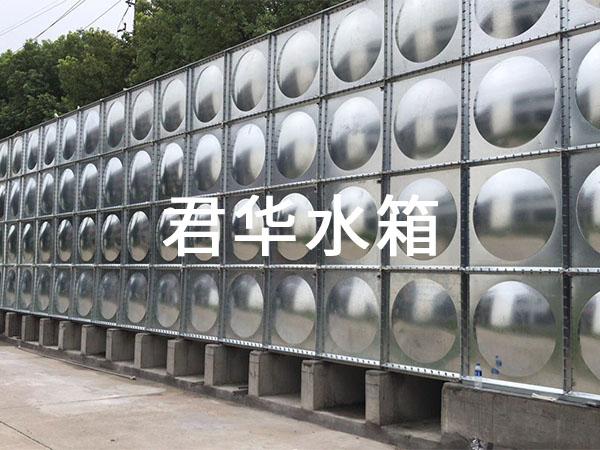 BDF装配水箱