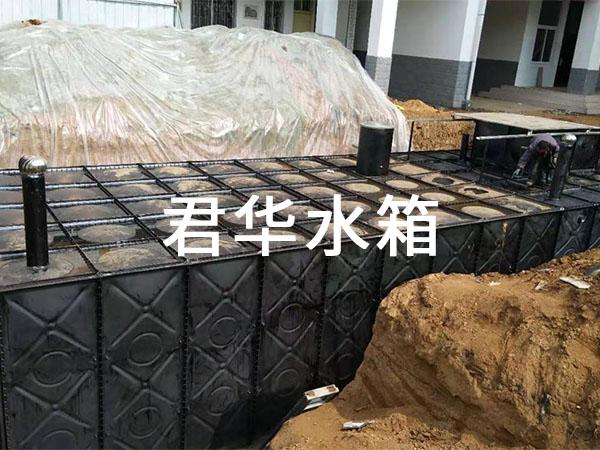 抗浮地埋箱泵一体