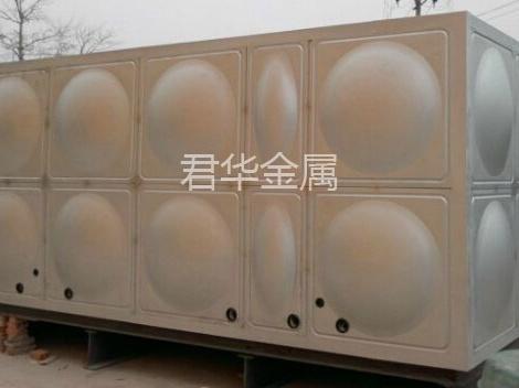 无锡不锈钢人防水箱