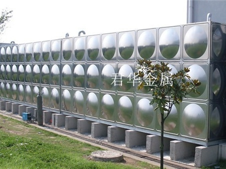 不锈钢方形水箱厂家