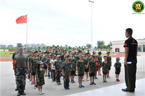 四川军事夏令营