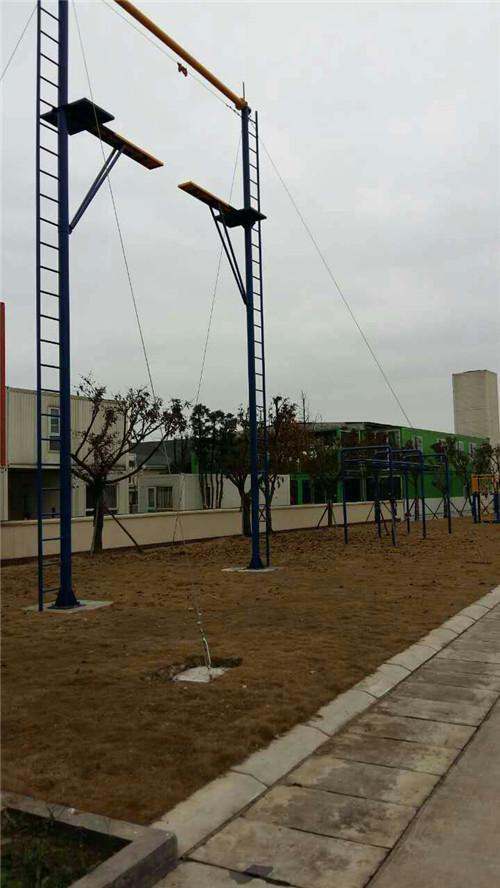 训练基地篮球场