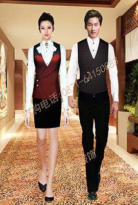 酒店工作服