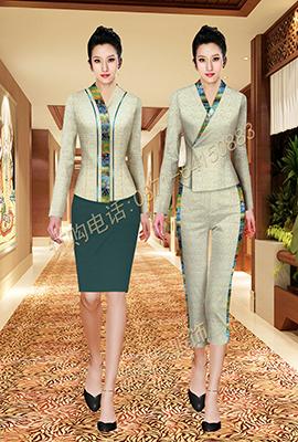 星级酒店服装