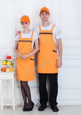 厨师服定做价格