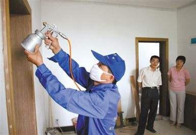 室内空气甲醛处理