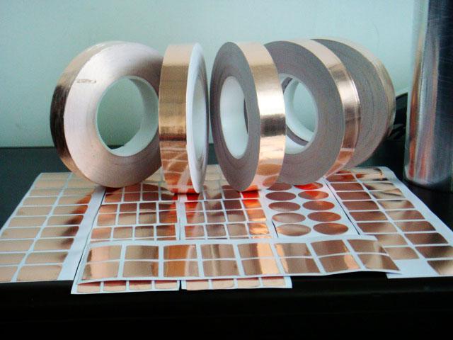 屏蔽铜箔胶带