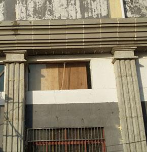 GRC欧式外墙