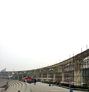 GRC欧式长廊