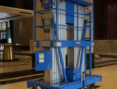 深圳液压升降机