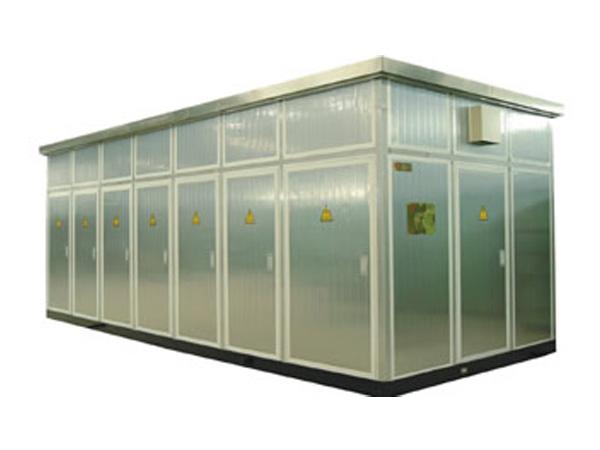 XBW1-12智能型箱式开关站