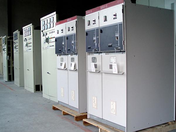 XGN-12系列箱型固定式金属封闭开关设备