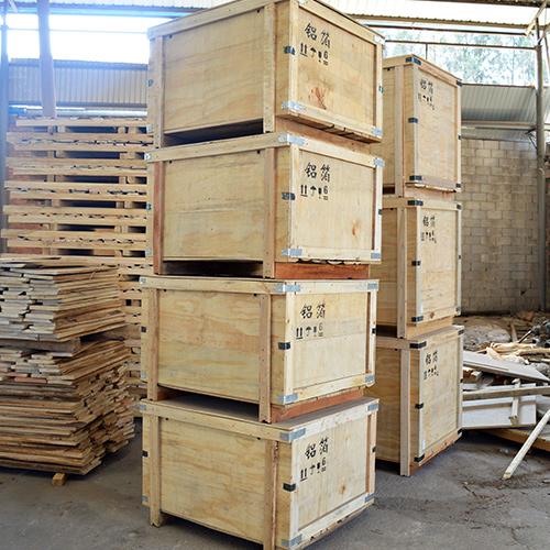 昆明木包装箱