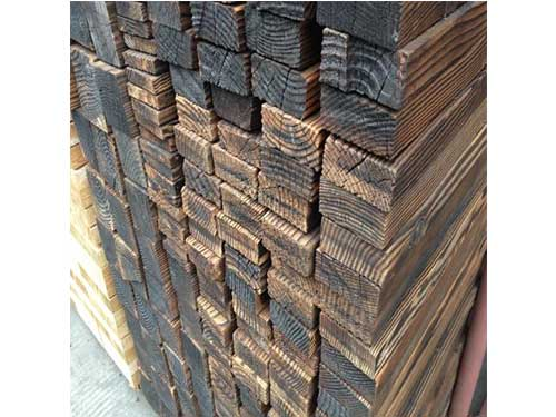 昆明碳化木市场