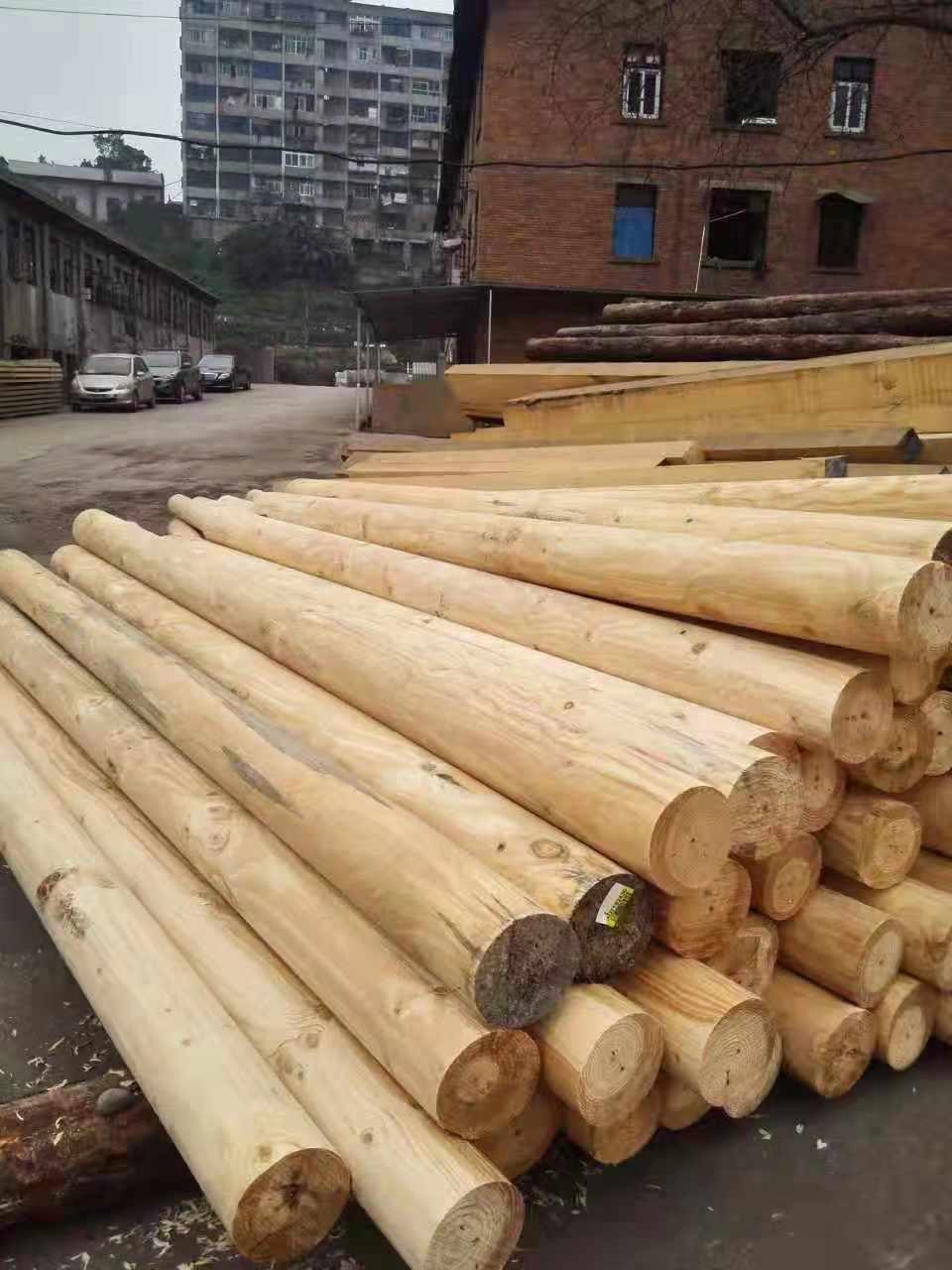 雲南古建築木