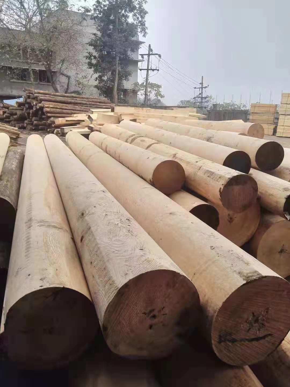 寺廟建築木材料