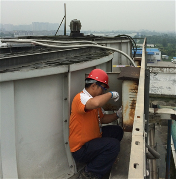 成都冷却塔电气系统维护