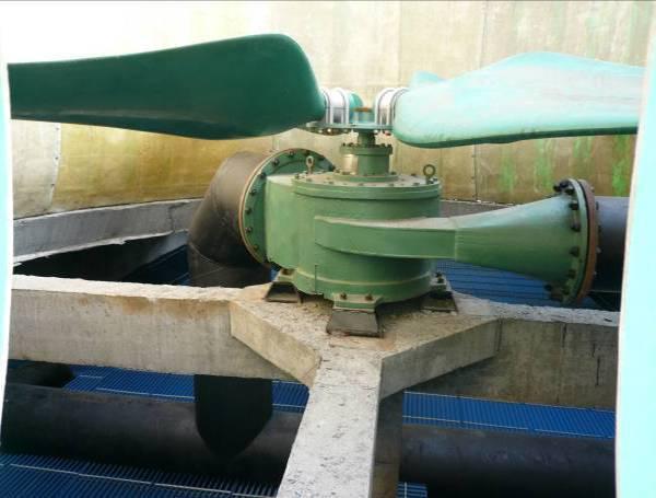 成都水轮机改造