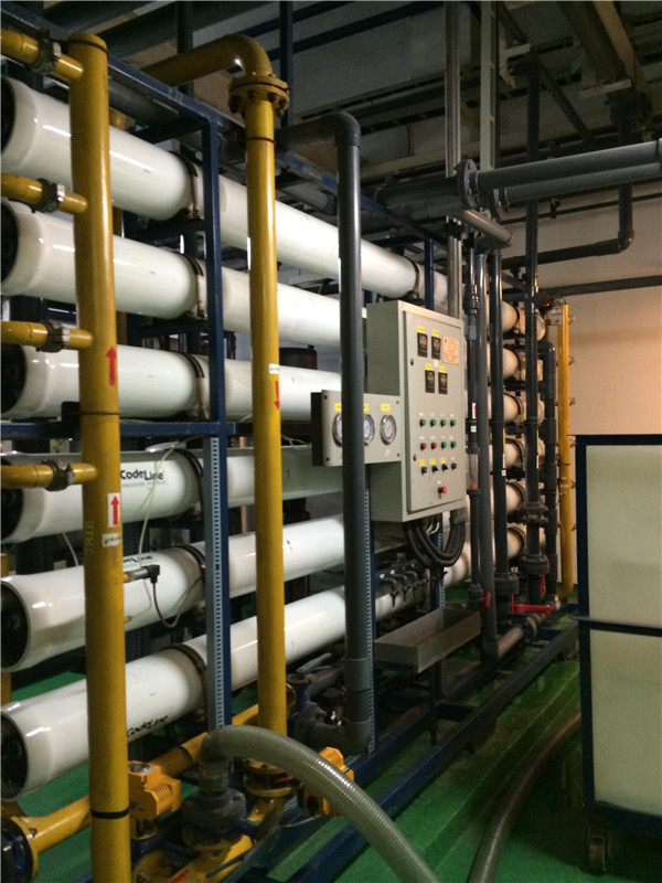 四川反渗透水处理设备