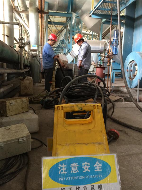 成都锅炉设备清洗