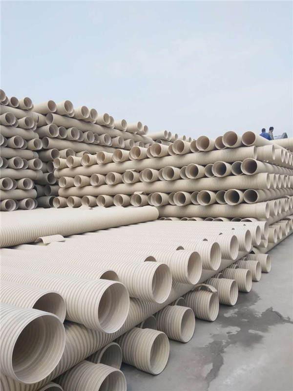成都PVC双壁波纹管