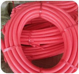 成都PVC单壁波纹管