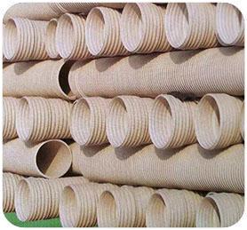 PVC双壁波纹管供应商