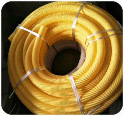 四川PVC单壁波纹管