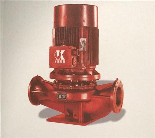 西安凯泉消防泵