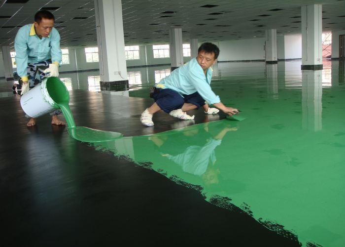 郑州环氧地坪