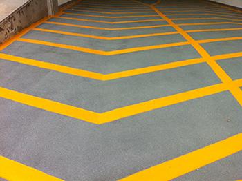 环氧防滑坡道施工方案