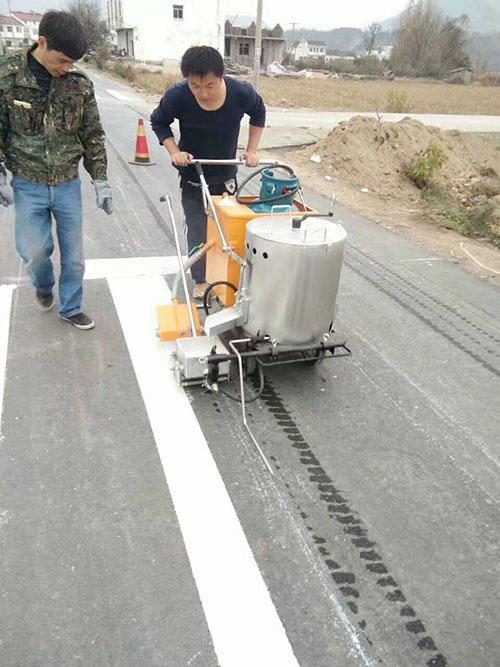 宁波热熔划线