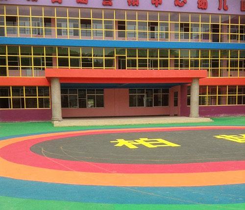 貴州橡膠地板
