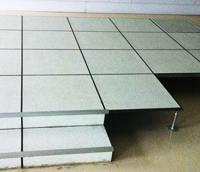 贵阳防静电地板安装