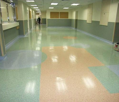 貴陽PVC塑膠地板