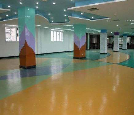 貴州pvc塑膠地板