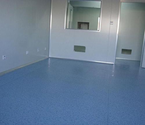 ����F�PVC塑�z地板施工