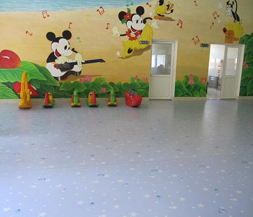 貴陽兒童地板