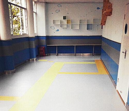 貴陽PVC地板安裝