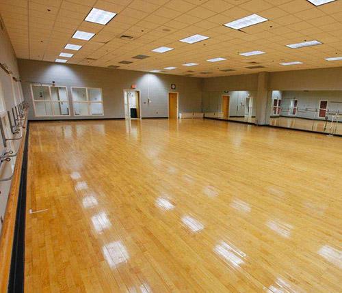 舞蹈室专用地板