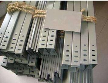 武汉槽式电缆桥架厂家