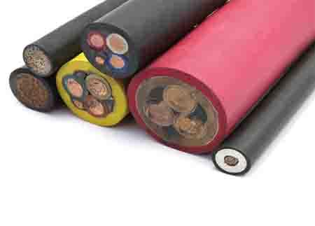 矿用阻燃橡套电缆